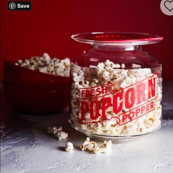 williams and sonoma microwave popcorn popper